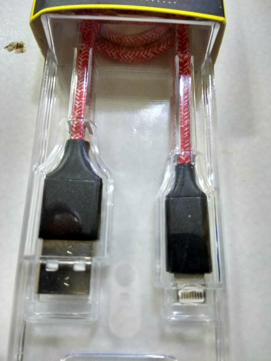 Haze Lightning to USB Data and Charging Cable