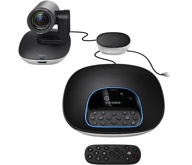 Logitech Group Video Conferencing Webcam