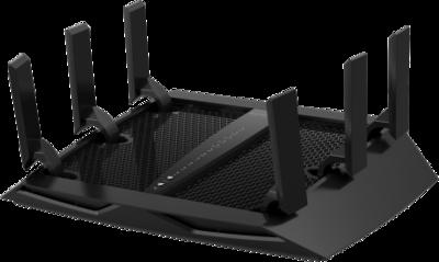 Netgear R8000 Nighthawk AC3200 Tri-Band WiFi Router