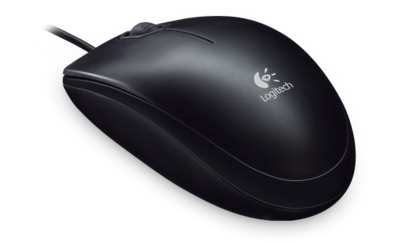 Logitech B100 Optical USB Mouse