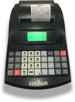 ESYAclas CRLX POS Electronic Cash Register