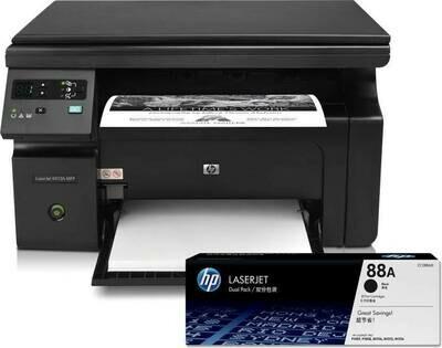 HP M1136 Laserjet Multi- function Printer