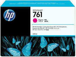 HP 761 Ink Cartridge, Magenta 400ml, CM993A