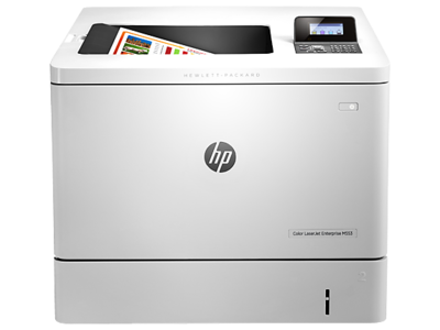 HP M553n Single Function Laser Printer