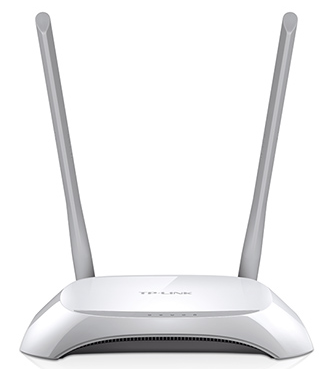 TP-Link TL-WR840N 300Mbps Wireless N Router