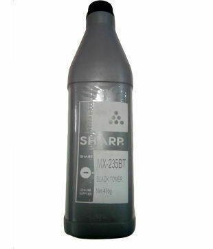 Sharp mx-235BT To Grey Laser Toner Bottle