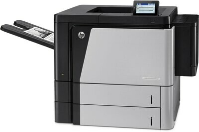 HP M806dn Single Function Laser Printer