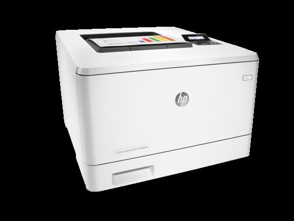 HP M452dn Color Single Function Laser Printer