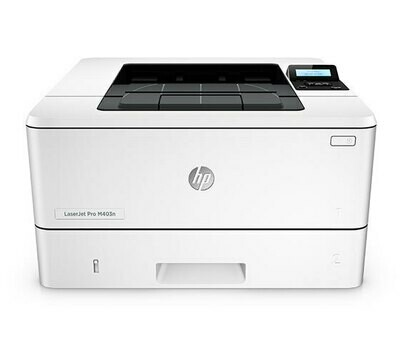 HP M403n Single Function Laser Printer