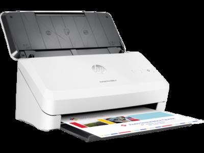 HP ScanJet Pro 2000 s1 Sheet-feed Color Scanner