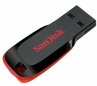 SanDisk 16GB Pen Drive, 2.0, Cruzer Blade, CZ50