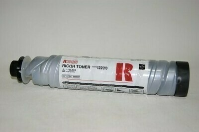 Ricoh 1220D Black Toner Bottle