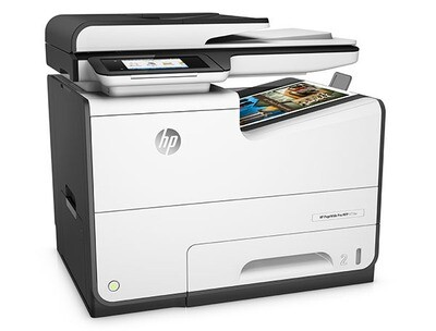 HP 577dw Color All in One Inkjet Printer