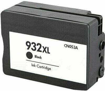 LT 932 XL Ink Cartridge, Black, LT-CN053AA
