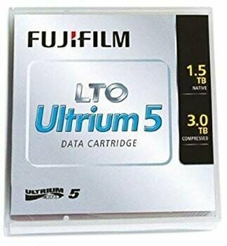 Fujifilm LTO 5 Utrium Data Cartridge