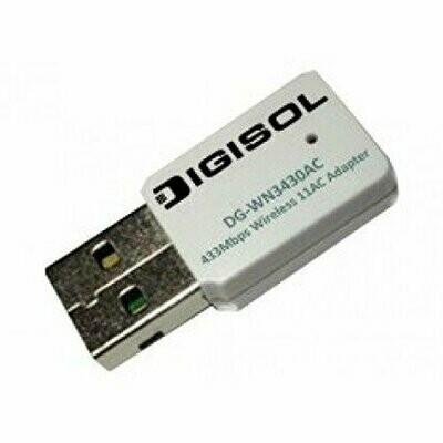 Digisol DG-WN3430ACs Wireless USB Adapter