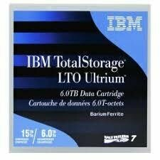 IBM LTO 7 Data Cartridge