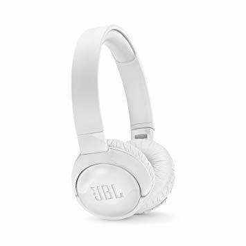 JBL Tune 600 BTNC On-Ear Wireless Bluetooth Noise, White