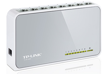 TP-Link 8-Port 100Mbps Desktop Switch, SF1008D