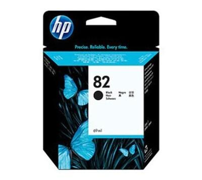 HP 82 Ink Cartridge, Black