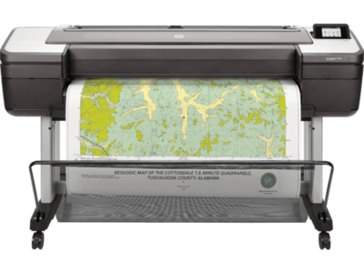 HP DesignJet T1700 44-in Plotter Printer