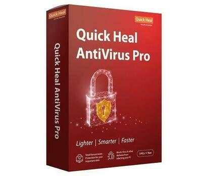 3 User, 1 Year, Quick Heal Antivirus Pro