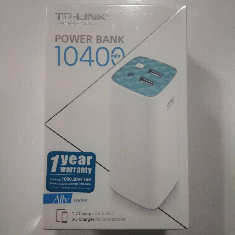 TP-Link 10400mAh Power Bank, TL-PB10400