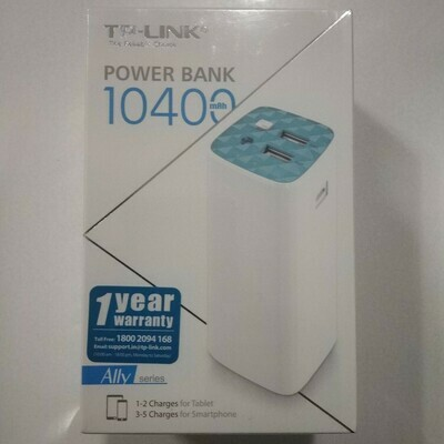 TP-Link 10400mAh Power Bank, TL-PB10400