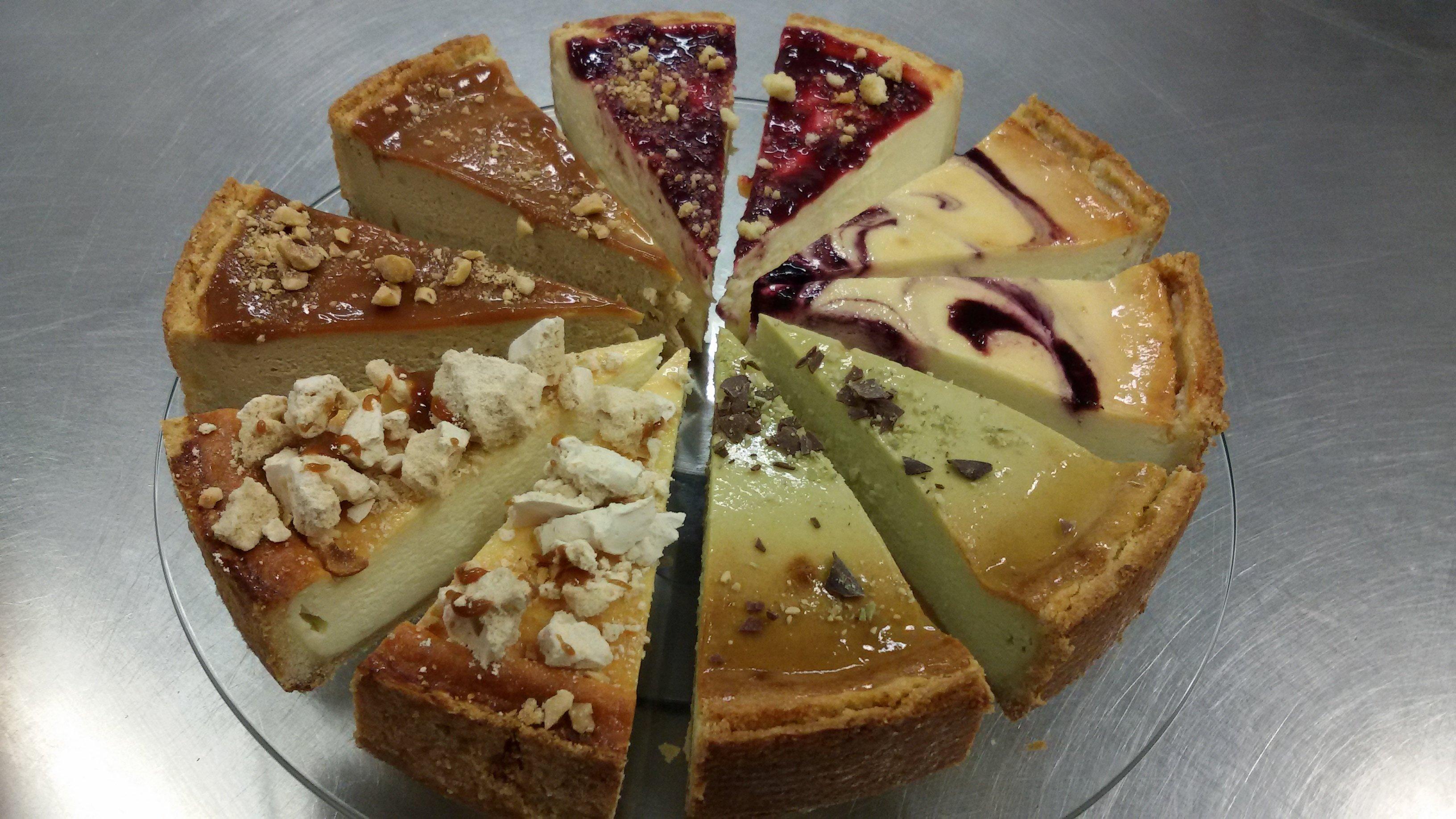 Cheesecake punt 26