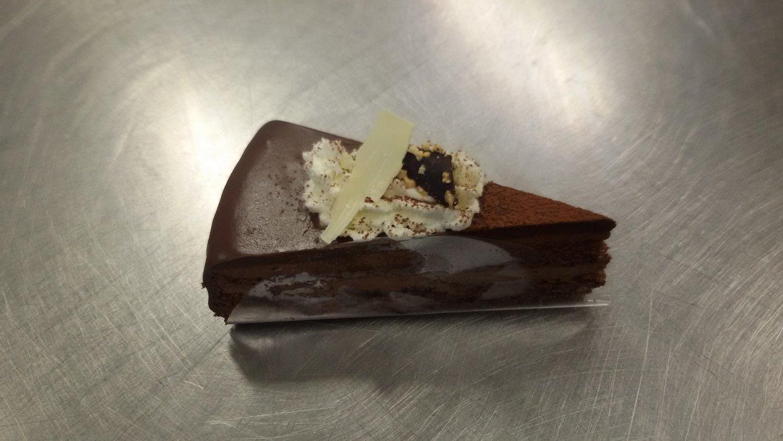 Chocolade punten, 3 soorten