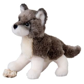 Small Gray Wolf Pup Adopt A Wolf