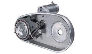 Electric Start Kit for Norton Commando 69-74
