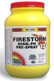 Firestorm High pH Prespray, Gl 3054C