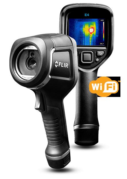 Flir E4 IR Camera with WIFI FL63901-0101