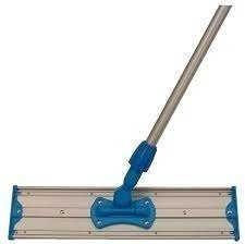 "Heavy Duty Microfiber Mop Handle & Frame, 18"" HDT18"