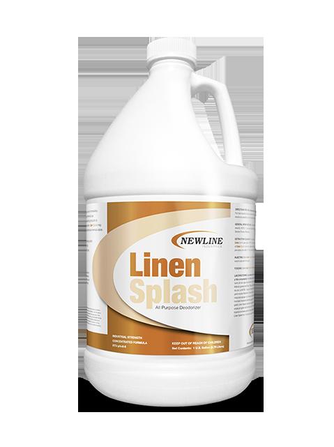 Linen Splash (GL) by Newline | Premium Deodorizer NL515