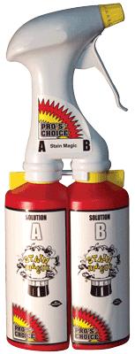 Stain Magic Dual Chamber Sprayer 1080-1102