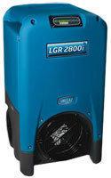 LGR 2800i Dehumidifier by Drieaz F410
