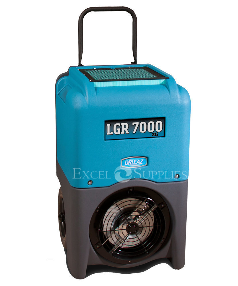 LGR 7000XLi Dehumidifier by Drieaz F412