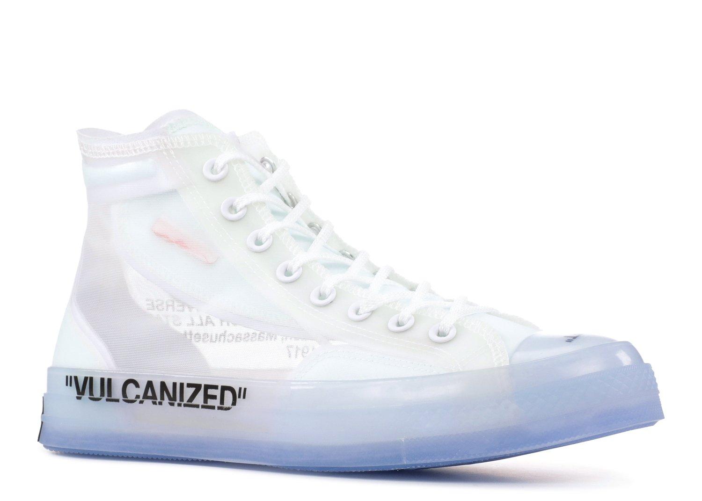 converse per off white