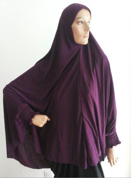 Gebetskleidung, Khimar, Verschiedene Farben/Plusieures Couleurs