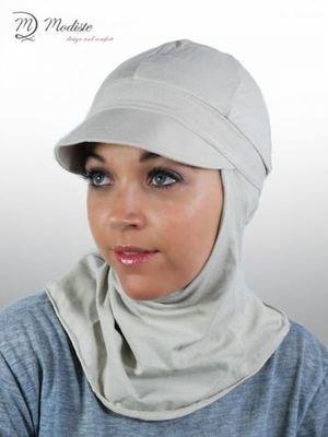Modiste Hijab Iman Sport Beige