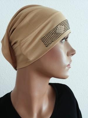 Hijab Cap Beige
