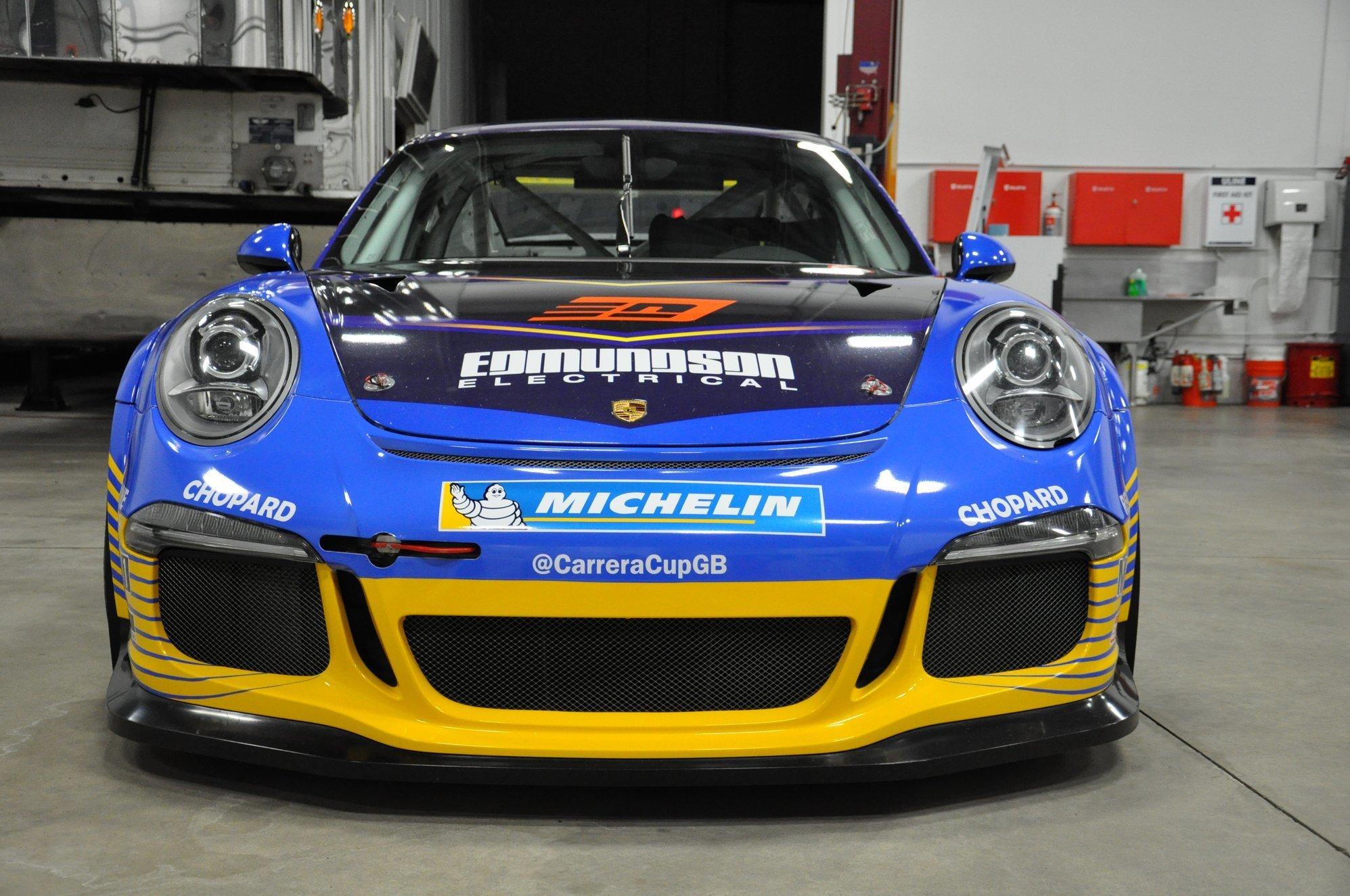 2016 Porsche 991 GT3 Cup 00000