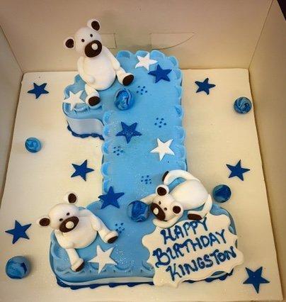 Astounding Number 1 And Teddys Personalised Birthday Cards Beptaeletsinfo