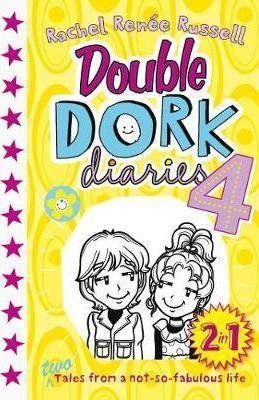 Double Dork Diaries #4 - Rachel Renee Russell