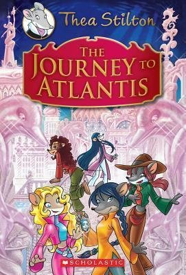 Thea Stilton Special Edition #1: Journey to Atlantis