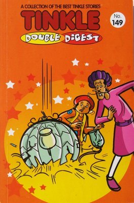 Tinkle Double Digest - No. 149