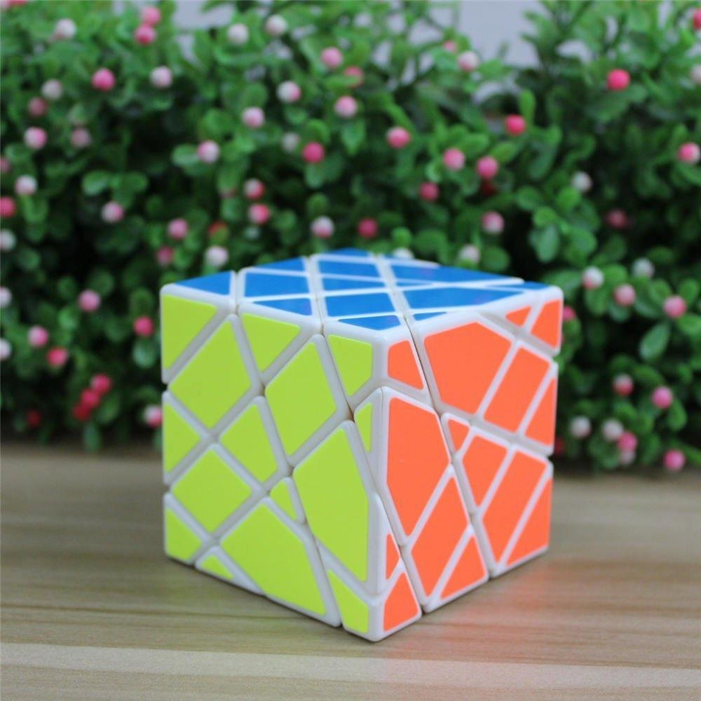 Moyu King Kong Axis Transformers Fluctuation Angle Puzzle Cube Sticker Magic Cube
