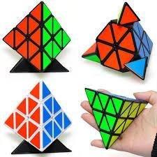 Pyraminx Pyramid Speed Magic Cube Puzzles 3x3 Speed Twist Cube Smart Toy Game